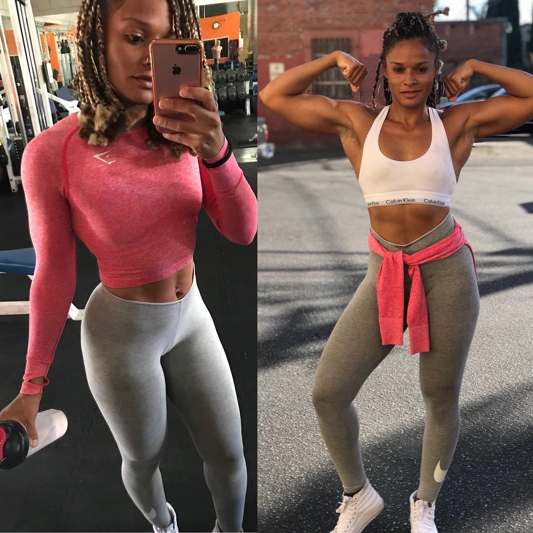 Kim Kardashian's trainer
