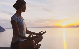 meditate to stay fit
