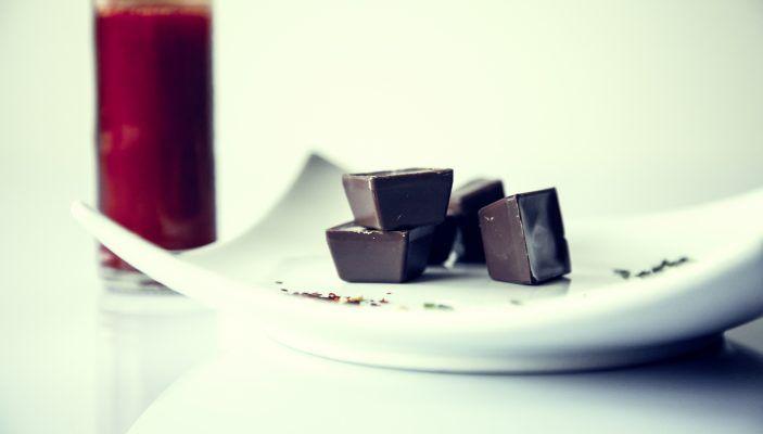 Chocolate Protein Power Bars