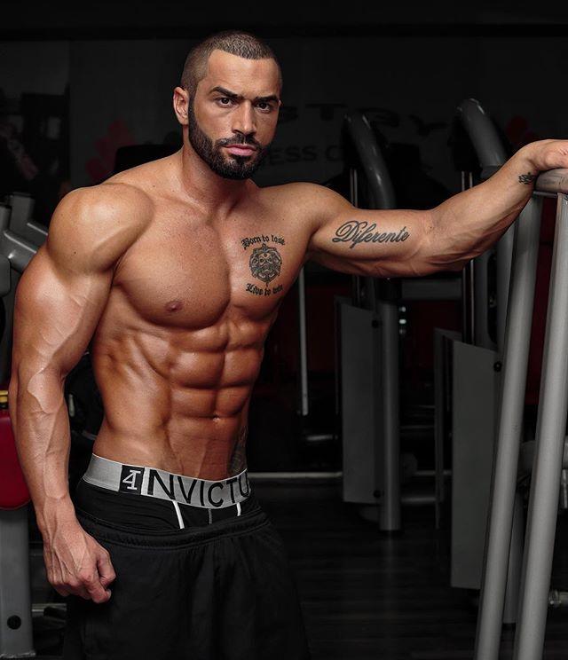 Top 5 Fitness Inspirational Models