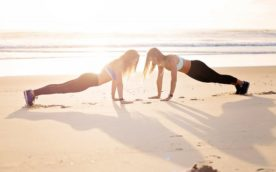 Study: Regular exercise can keep a heart healthy even in polluted areas