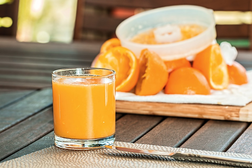 Orange Juice/pixabay